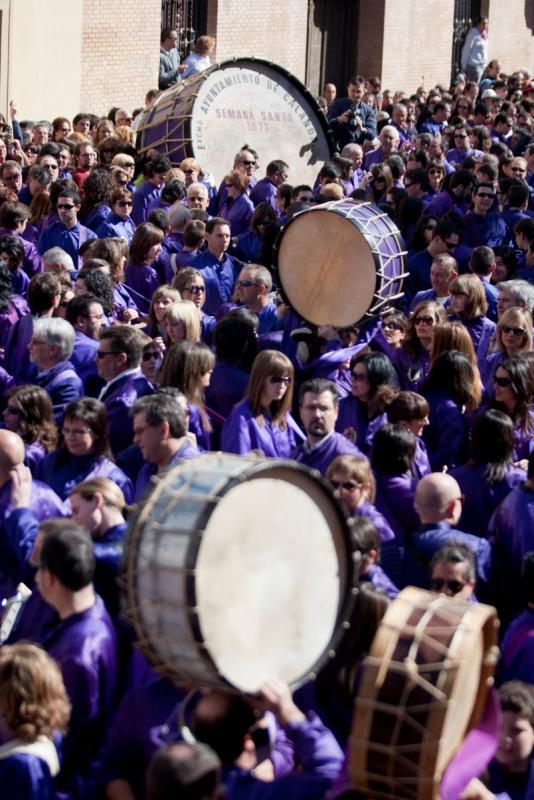 Aragón por los cinco sentidos rompida de la hora