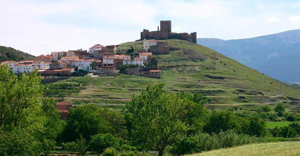 Paseos Por El Somontano Del Moncayo Castillo Trasmoz