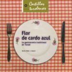 Biblioteca Gastronomia Flor De Cardo Azul