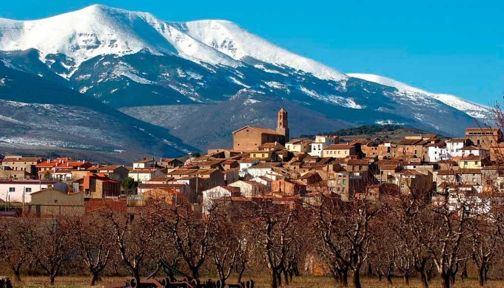 Rutas Gastronomicas Por Aragon Paseos por el Somontano del Moncayo