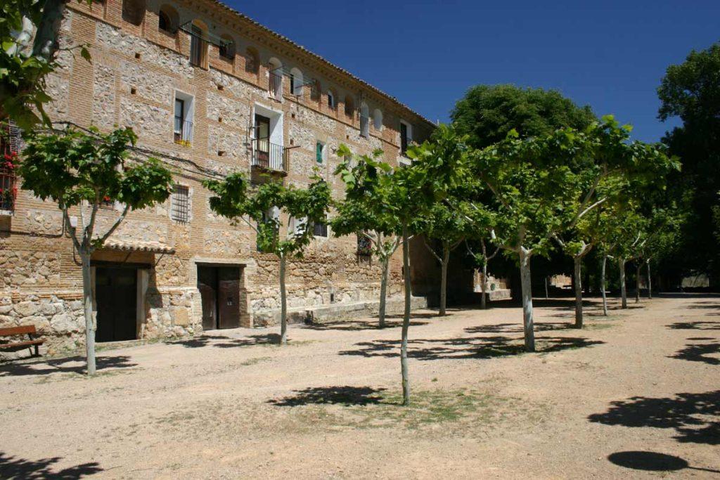Campo De Borja Santuario De La Misericordia 2
