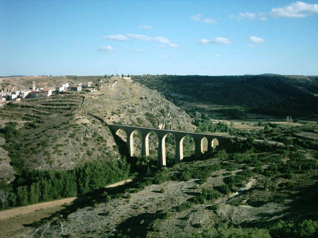 Castillos De Aragon Via Verde Sagunto