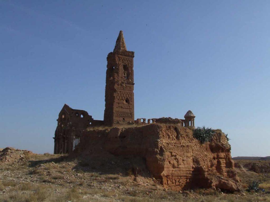 Cruce De Caminos Belchite