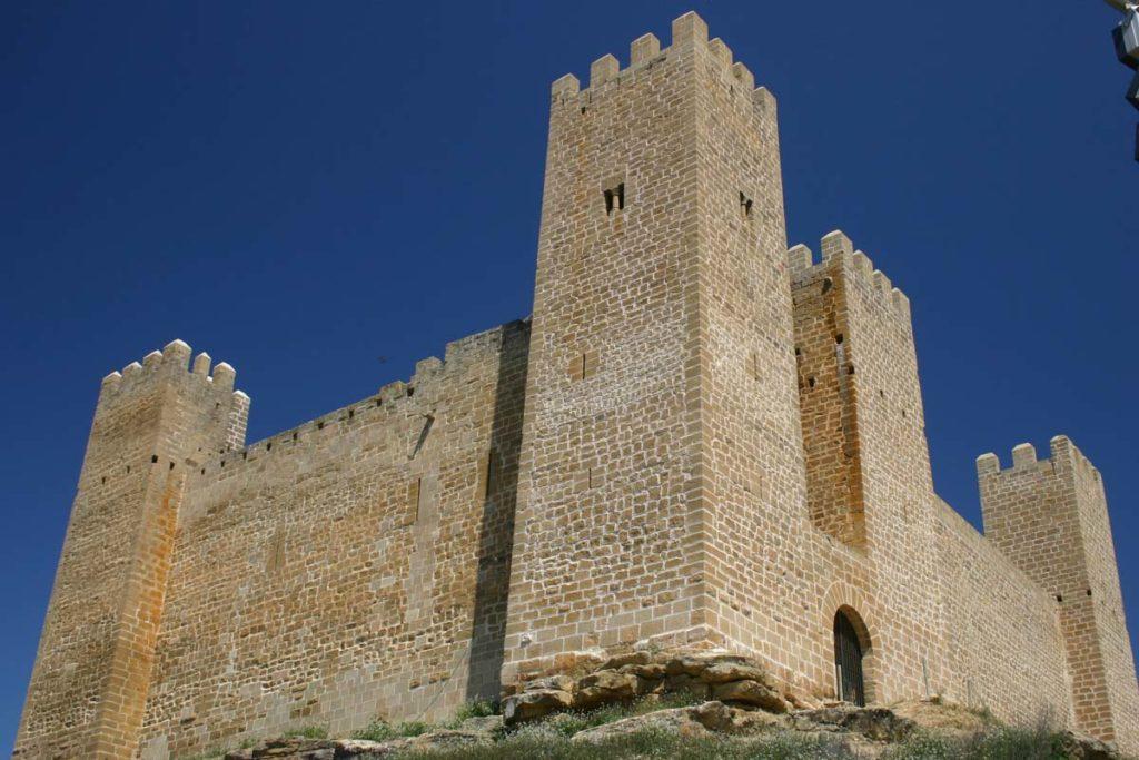 Viajar A Traves De La Historia Castillo De Sadaba