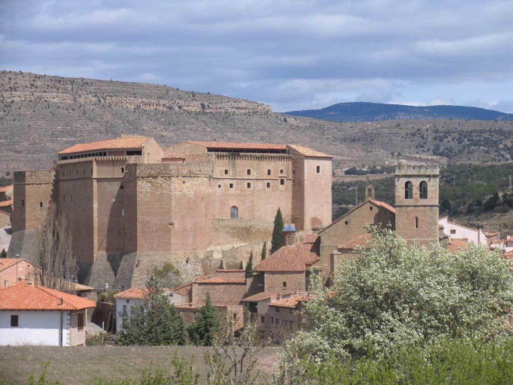 Gudar Javalambre Castillo De Mora De Rubielos