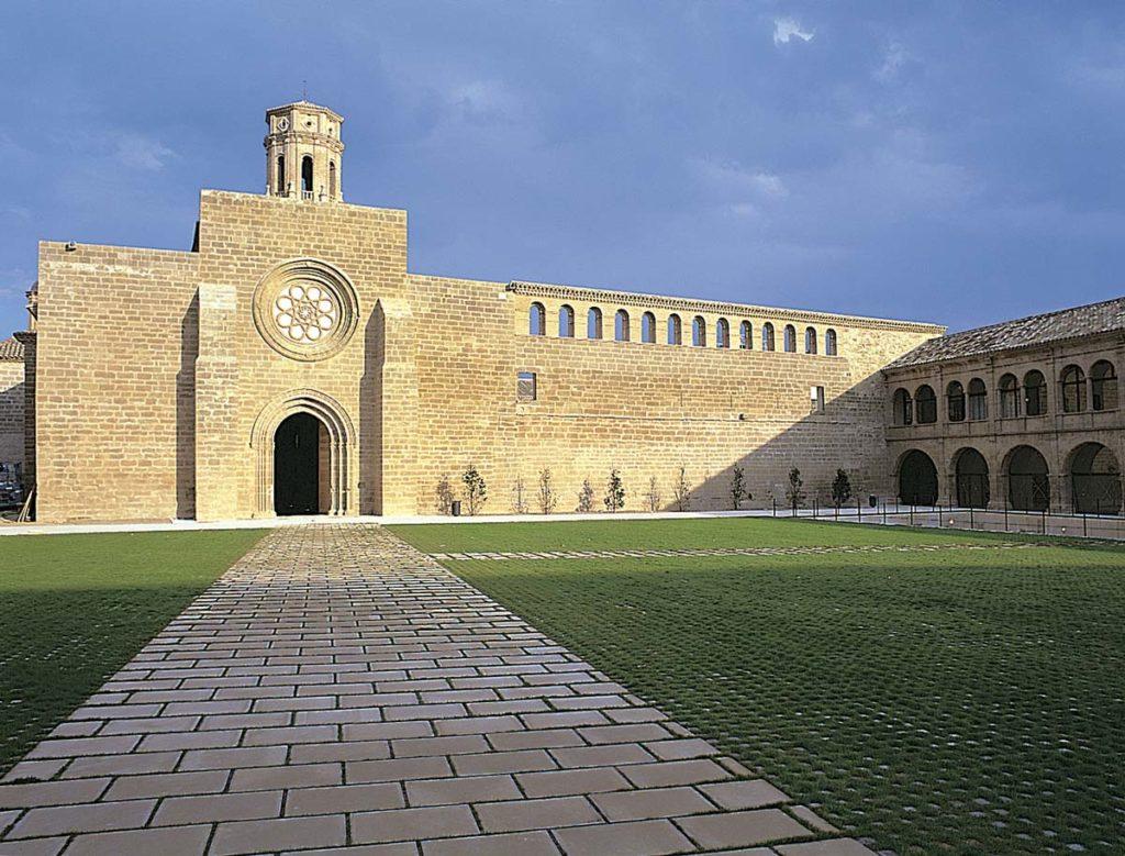 Ruta Monasterio De Rueda