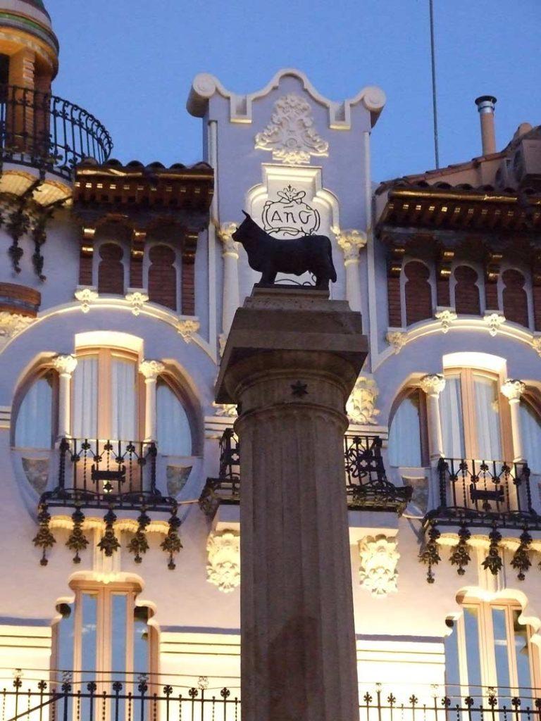 Teruel Deslumbrante Torico Y Modernismo