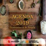 Agenda gastronómica de Aragón 2019