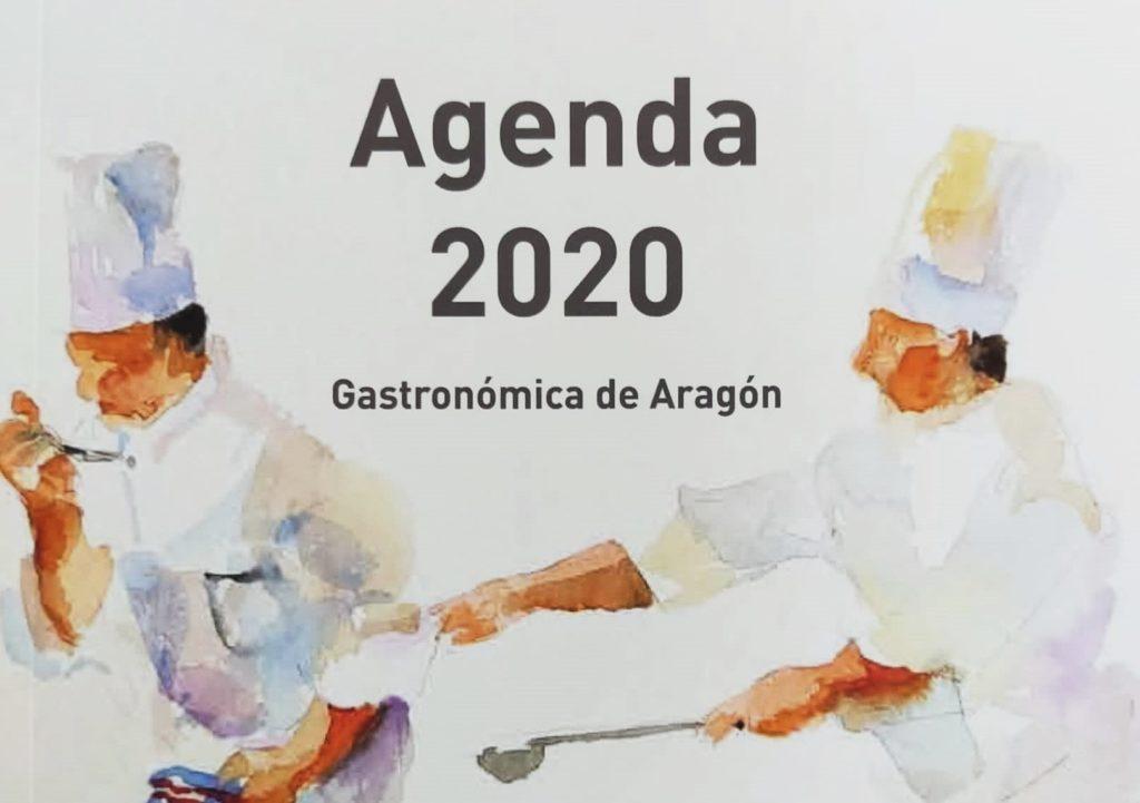 agenda gastronómica 2020