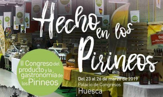Huesca, Congreso del producto y la gastronomía de los Pirineos