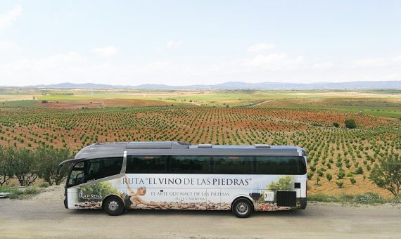 Bus del Vino Cariñena (1)