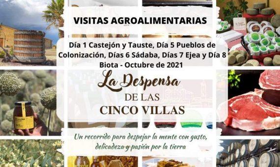 Jornadas agroalimentarias Cinco Villas 2021