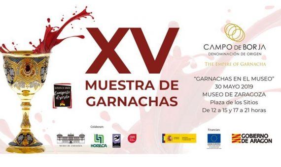 XV Muestra de garnachas Campo de Borja